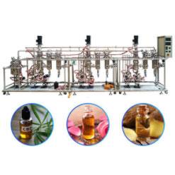 Multistage molecular distillation equipment customize