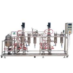 Herbal extraction equipment