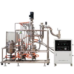 Essential oil extraction machine