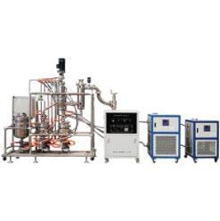 Molecular Distillation Equipment Cannabis Distillate