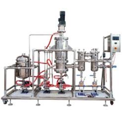 Wiped Film Molecular Distillation Equipment