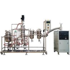 20l Essential Oil Distillation Machine Thin Film Short Path