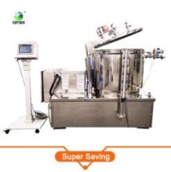Cryogenic ethanol extraction equipment