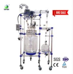 Distillation reactor