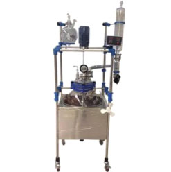 Single Layer Glass Reactor