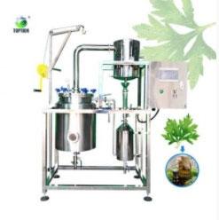 Herbal essential oil distiller