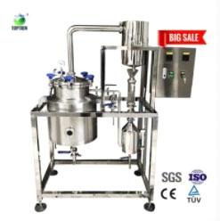 Steam distillation essential oil extraction machine