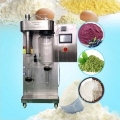 Small scale spray dryer