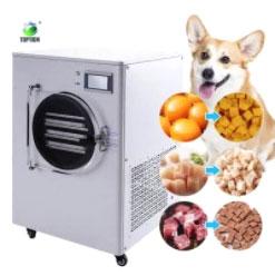 Commercial freeze dryer