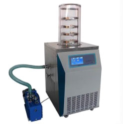 Vacuum Freeze Dryer Design
