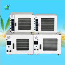 Vacuum drying oven for cbd crystals