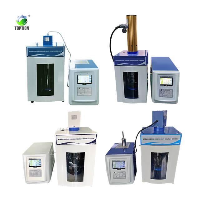 Ultrasonic liquid processor