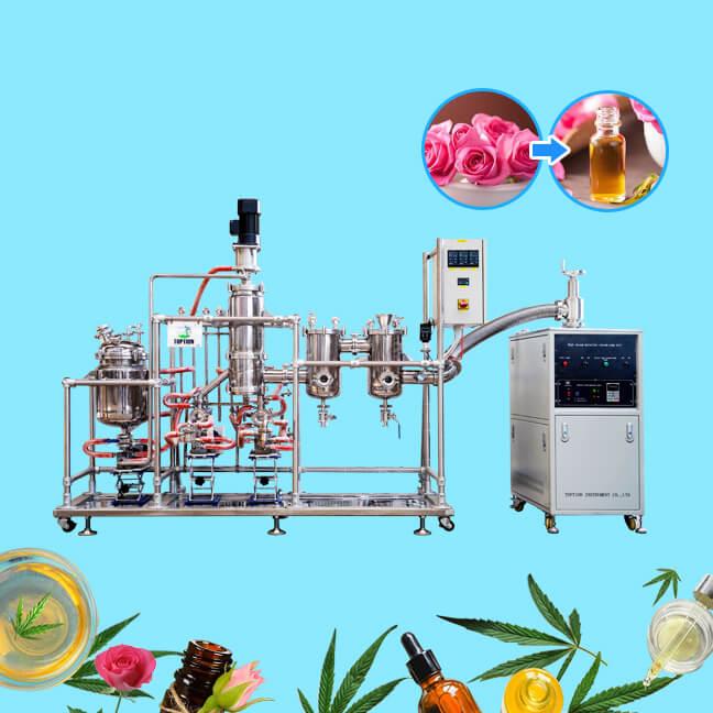 Molecular distillation equipment manufacturer